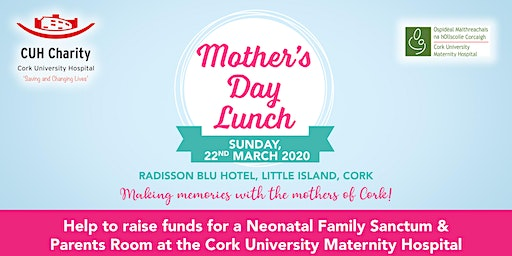 CUH Charity  Mother's Day Lunch