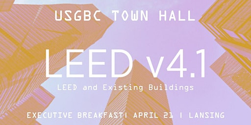 USGBC Town Hall Executive Breakfast - Lansing
