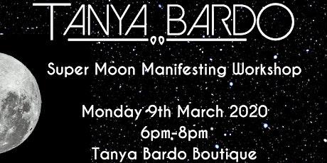 Super Moon Manifesting Workshop tickets