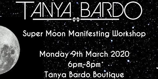 Super Moon Manifesting Workshop