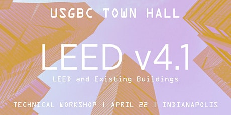 USGBC Town Hall Technical Workshop - Indianapolis tickets