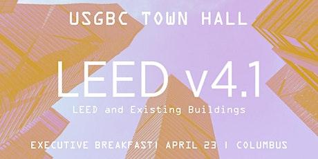 USGBC Town Hall Executive Breakfast - Columbus tickets