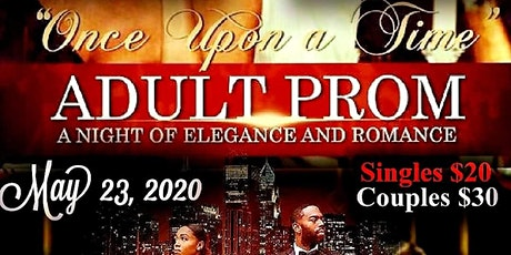 Adult Prom A Night Of Elegance And Romance  tickets