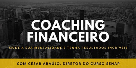 WORKSHOP - COACHING FINANCEIRO ingressos
