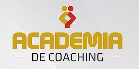 Academia de coaching ingressos