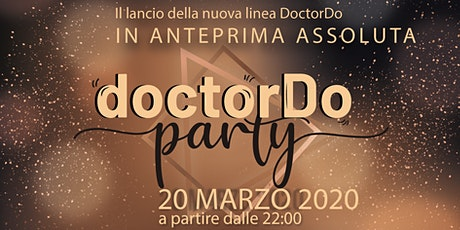 DoctorDo Party tickets