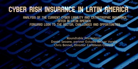 Cyber Risk Insurance in Latin America tickets