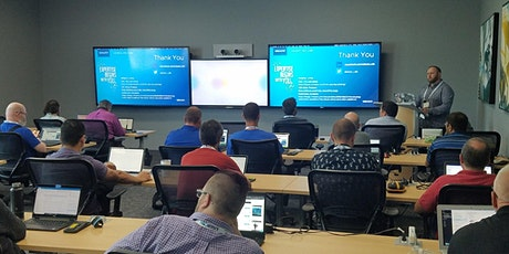 LUNCH AND LEARN EXPERT LED HANDS ON LABS VSAN tickets