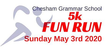Chesham Fun Run 2020 tickets