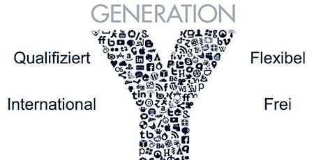 Generation Y+Z Abend der tecis Repräsentanz Greifswald Tickets