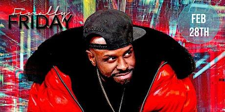 Hot 97 Funk Flex tickets