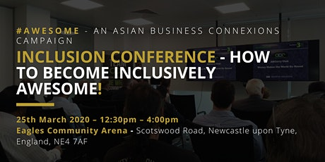 Inclusion Conference - How to Become Inclusively AWEsome! tickets