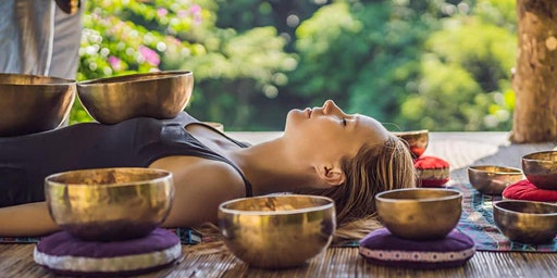 Relaxing Group Sound Bath