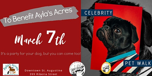 One Mile Dog Walk to Benefit Ayla's Acres