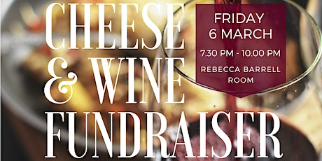 Cheese and Wine Cambodia Fundraiser tickets