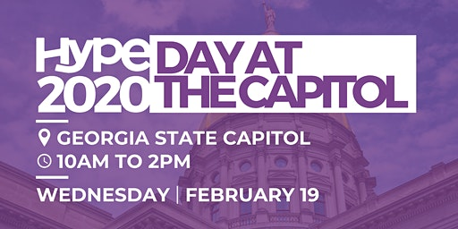 HYPE 2020: Day at the Capitol