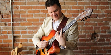 Sean McGowan jazz guitar ($15 at door suggested donation) tickets
