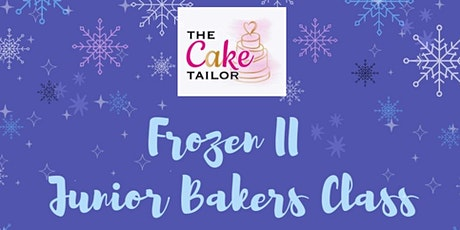 Junior Baking & Sugarcraft Class (3 - 15 years) tickets