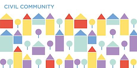 Civil Community - Progetti che fanno la differenza  biglietti
