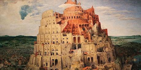 Curso Virtual: Una Babel de Pueblos entradas