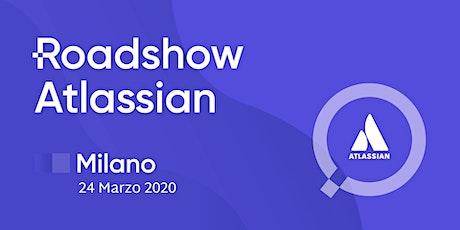 Roadshow Atlassian  2020   Copernico Centrale  Milano biglietti