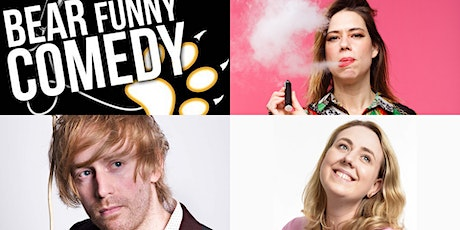 Bear Funny Comedy with Lou Sanders, Mark Simmons and Helen Bauer tickets