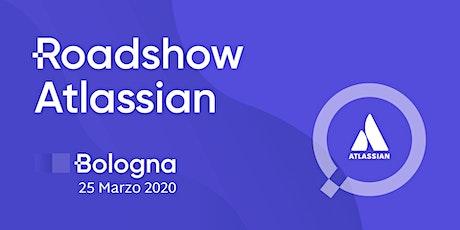 Roadshow Atlassian  2020 | Living Place Hotel | Bologna biglietti