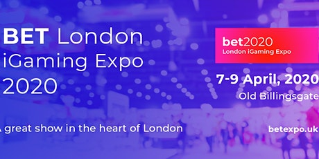 BET 2020 London iGaming Conference tickets