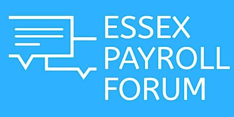 Essex Payroll Forum tickets