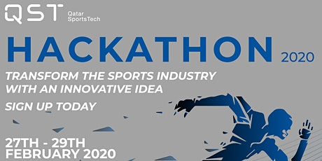 Qatar SportsTech Hackathon 2020 tickets