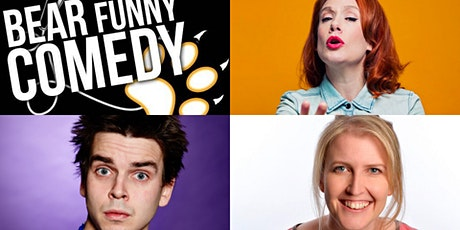 Bear Funny Comedy with Sara Barron, Joz Norris and Heidi Regan tickets