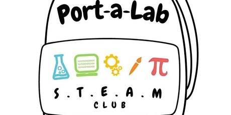 Whitehall Port-a-Lab STEAM Club : Let's get Building tickets