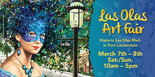 32nd Annual Las Olas Art Fair Part II
