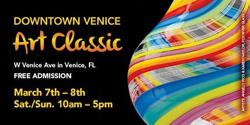 19th Annual Downtown Venice Art Classic