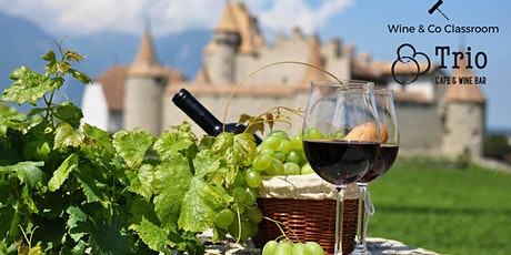 French Wines Masterclass tickets