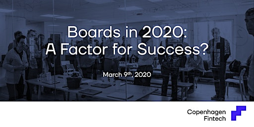 Boards in 2020: A Factor for Success?