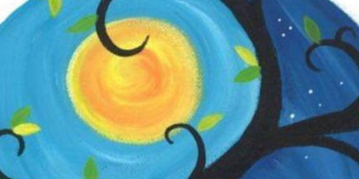 Celebrate Solstice With A Fun Paint Party
