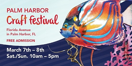 4th Annual Palm Harbor Craft Festival tickets