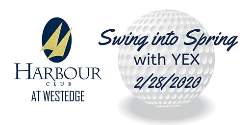 Swing into Spring, The Young Executives are having a Par-Tee
