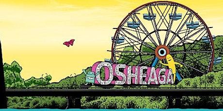 Osheaga 2020 Shuttle Trasnportation tickets