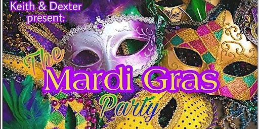 Keith & Dexter present: The Mardi Gras Party