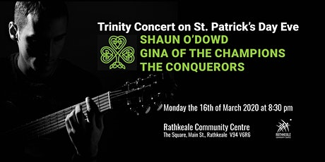 Rathkeale Trinity Concert tickets