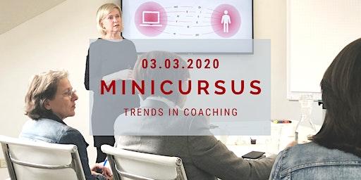 Minicursus Trends in coaching