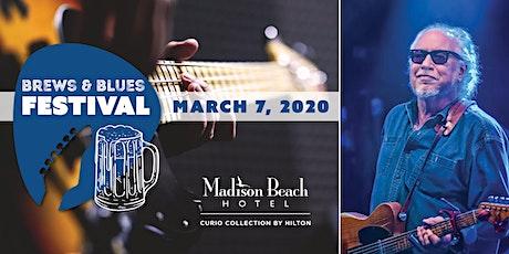 Jake Kulak and the Lowdown featuring Bob Margolin at Madison Beach Hotel tickets
