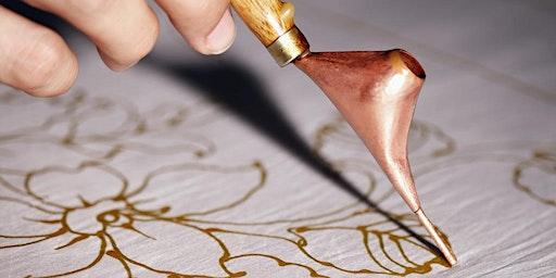 Batik - Wax-Resist Dyeing