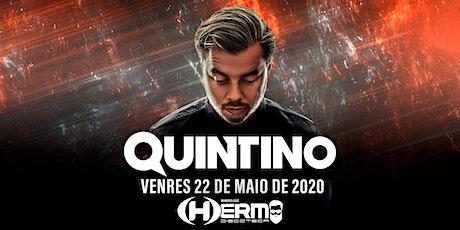 QUINTINO @ Discoteca Hermo entradas