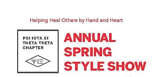 Psi Iota Xi Annual Spring Style Show