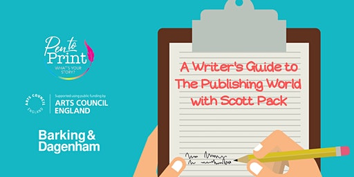 Pen to Print: A Writer's Guide to The Publishing World with Scott Pack