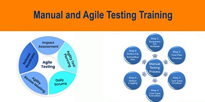Manual and Agile Testing with ISTQB Weekdays Training.