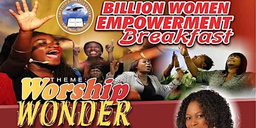 Billion Women Empowerment Breakfast